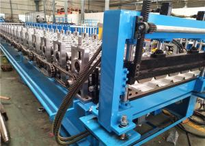 China High Speed Stand Pillar Roof Panel Roll Forming Machine , Roll Forming Equipment on sale