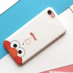 China IMD Cartoon Monster Elmo Image Back Cover Cell Phone Case For iPhone 7 6s Plus on sale