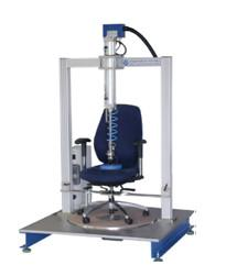 China Office Chair Front Edge Static Load Tester Furniture Testing Machines on sale