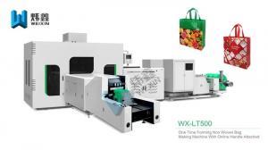 China Cloth Bag Making Machine on sale