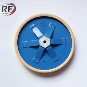 China Finger type capacitor PE100 11KV 1500PF 40KVA RF plasma generators capacitor on sale