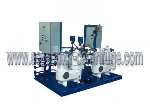 China 5000 LPH Automatic Disc Stack Centrifuges for HFO LO Diesel Separator on sale
