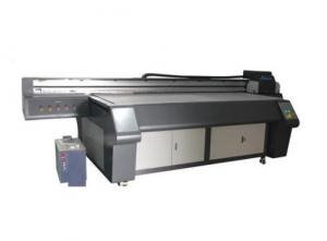 China Industrial Ricoh Large Format UV Flatbed Printer For Acrylic Wood Glass Metal on sale