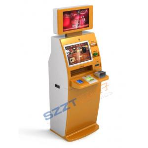 Self - Service Multifunction Cash dispenser / Bill Payment Kiosk