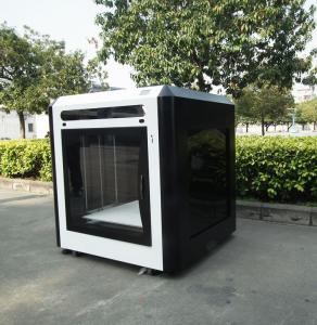China High Precision Large 3d Printer , 750 * 750 * 750 mm Digital Industrial 3d Printer on sale