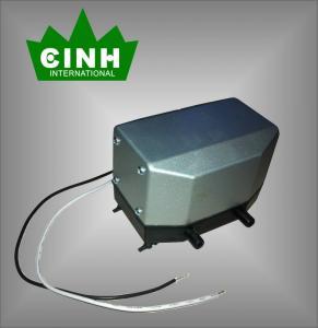 China Double Diaphragm AC Mini Silent Aquarium Air Pump For Air Cloth on sale
