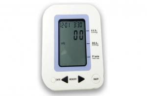 China Display both blood pressure and pulse blood pressure meter HE-C12B on sale
