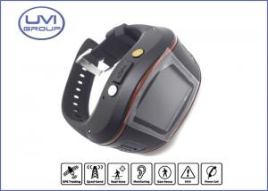 China PT202D Personal GPS Wrist Watch Tracker for Kid / Adult with SOS Emergency Alarm, Mobile HF Phone Function on sale