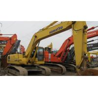 Used good Excavator KOMATSU PC220-8,second hand good excavator
