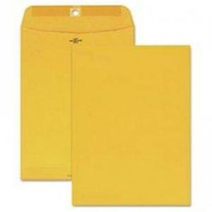 China Kraft Clasp Envelopes 6 x 9 Inch on sale