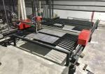 High Speed Portable Cnc Plasma Cutting Machine With Dual Drive Stepper Motor