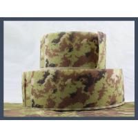 China velcro supplies Camouflage printed tape hook & loop fastener on sale