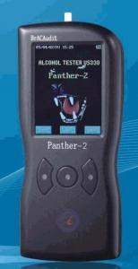 China No Panther-2/3 Counter Terrorism Equipment Fast Alcohol Tester With Compact Gas Circuit Design on sale
