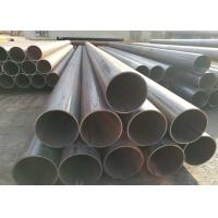 China GOST EN 10204 PSL2 API 5L 22mm ERW Carbon Steel Pipe on sale