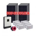 Easily Installation Aluminum Solar Panel  PV Mounting Systems 3kw  Ground Mounting System suitable for roof and ground
