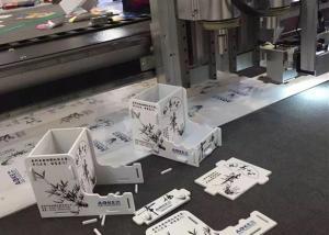 China Forex Sign Foam Cutting Machine , Digital CNC Cutter Plotter Machine on sale