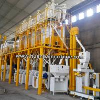 flour mill machinery / almond flour mill machine/professional grain flour mill manufacturer full automatic