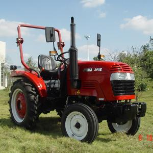 China China Compact Four Wheel Lawn Tractor JM200E 20hp 2wd Agricultural Farm Tractor With CE on sale