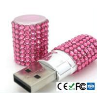 China 8GB Rectangle Jewelry USB Flash Disk on sale