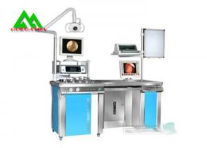 China Surgical ENT Working Station Unit For Treatment , ENT Microscope Operation Station on sale