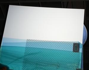 China Folha de superfície do difusor da luz do policarbonato do brilho, painel do difusor da iluminação fluorescente on sale