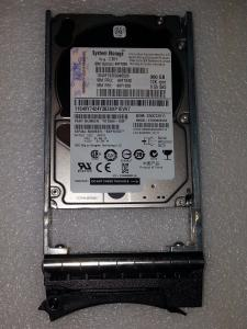 China Servidor HDD para IBM DS3524 2,5 unidad de disco duro de 10Krpm SAS 300GB 49Y1836 49Y1840 5210 on sale