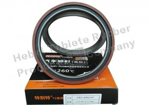 China Custom Rubber Oil Seal / Rear Crankshaft Oil Seal ISO 9001 Certification on sale