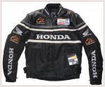 Куртка мотоцикла, куртка гоночной команды, куртка велосипедистов, чернота ХДЖ001Х