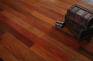 China high-quality timber engineered jatoba, white oak hardwood flooring on sale