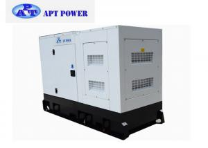 China 22kW Soundproof Canopy Silent Diesel Generator with 60Hz Frequency , SGS CO listed on sale