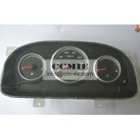 lCD Instrument Howo Dashboard Sinotruck Spare Parts with 1:624 Velocity Ratio