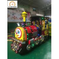 24 Persons Shopping Mall Outdoor Amusement Park Rides trackless train