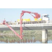 6x4 16M Dongfeng Bucket Mobile Bridge Inspection Unit For Bridge Detection , DFL1250A9