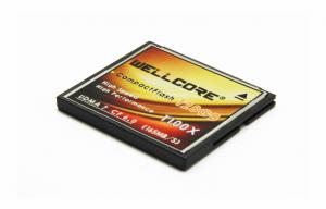 China 3.3MM 128GB CF Compactflash Memory Card , High Speed Camera Memory Cards on sale