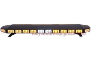 China 1W daul row LED emergency vehicle lights /  warning Lightbars Ultra-thin TBD2138 on sale