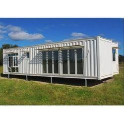 China Standard Mobile Quick Assembly Steel Container House Prefabricated House on sale