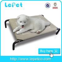 Outdoor durable elevated dogs bed elevated Orthopedic dog cot bed