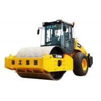 Hydraulic Road Roller Equipment With Deutz Engine 20000kg Operating Weight