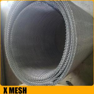 China Superior 12mesh* 0.7mm wire stainless steel window screen for Soundproof on sale