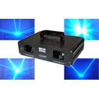 Double Tunnel BB 100mW DMX512 Fat Beam Laser Light with scanning speed LD240