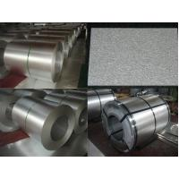 AS1397 Alu Zinc Min Spangle Galvanized Steel Coil , Zero Big Spangle Galvalume Coils