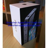 Wholesale Original Apple iphone 4 32gb mobile phone(white/black)