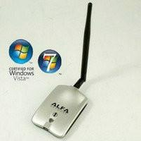 China 150Mbps ALFA - AWUS036H wireless adapter for laptop / wireless lan adapter USB2.0 Interface on sale