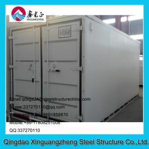 China Prefab 20ft house container price on sale