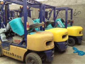 China Second hand KOMATSU Forklift 3T,used forklift hot sale on sale