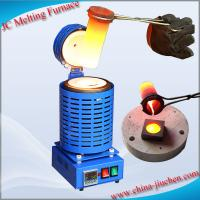 Mini Induction Melting Furnace for Aluminum/Copper/Brass/Bronze