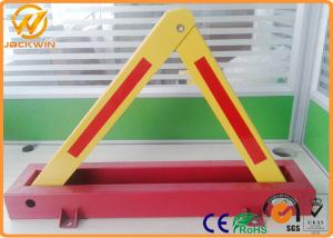 China CE Triangle Fordable Car Locked in Private Car Park 600mm Locking High 4.5kg Weight on sale
