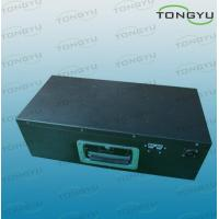 China LiFePO4 36V 100Ah Battery , Lightweight Wind / Solar Energy Storage Battery on sale