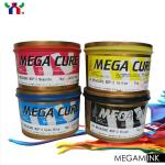 [MEGACURE] UV offset printing transparent varnish