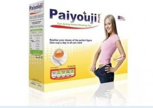 Quality Paiyouji Plus tea, Paiyou drains the oil, Slimming Tea Losing Weight With One Box for sale